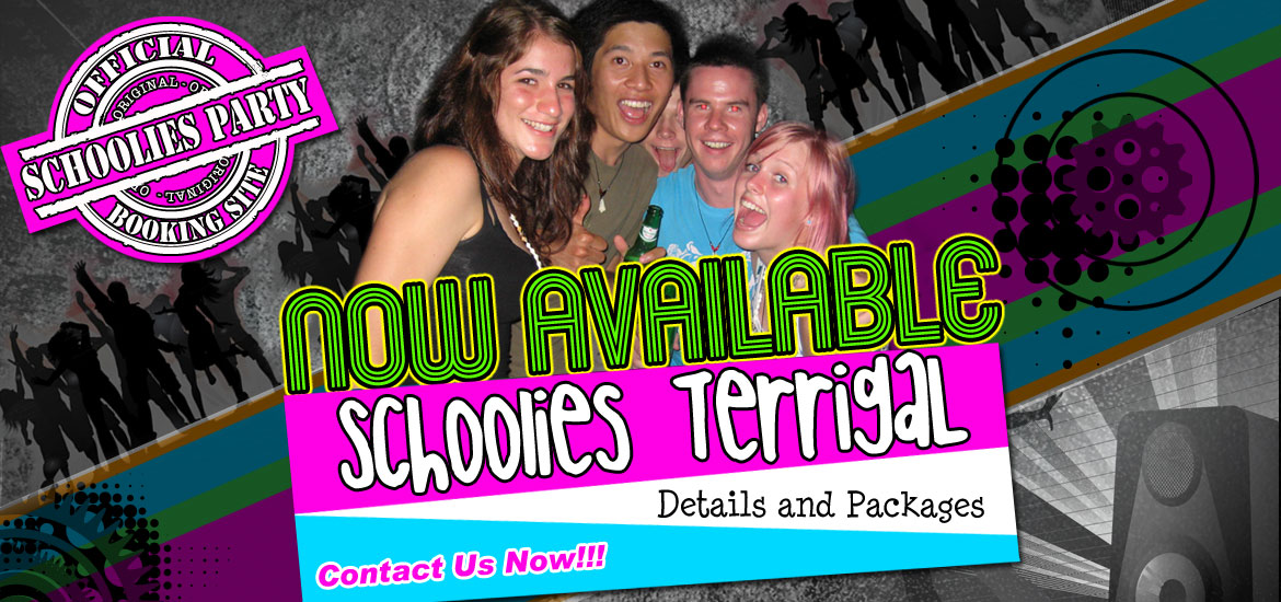 Now Available Schoolies 2014